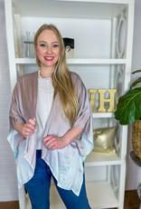 HELLO NITE Ombre Kimono