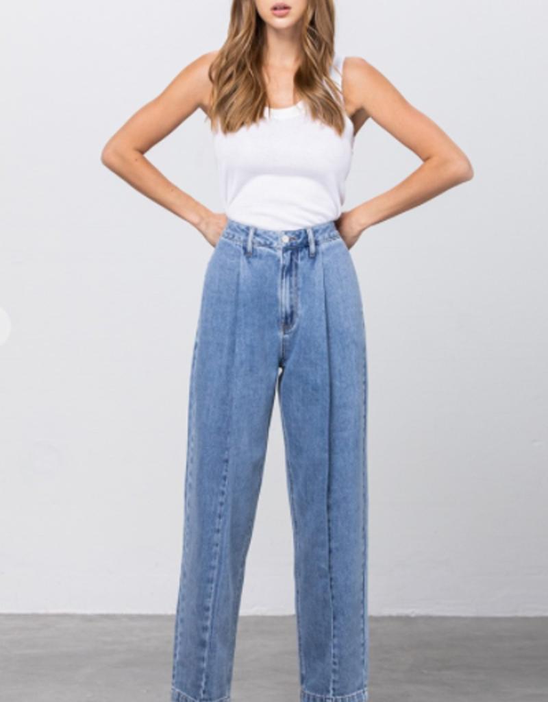 INSANE GENE Slouchin' Jeans