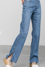 INSANE GENE Insane Gene Slit Jeans