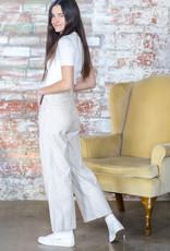 FIFTEEN TWENTY Natural Cropped Pants