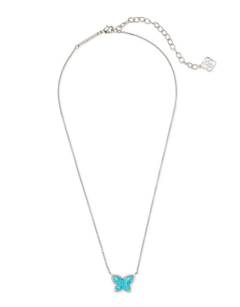 KENDRA SCOTT Lillia Butterfly Pendant Necklace