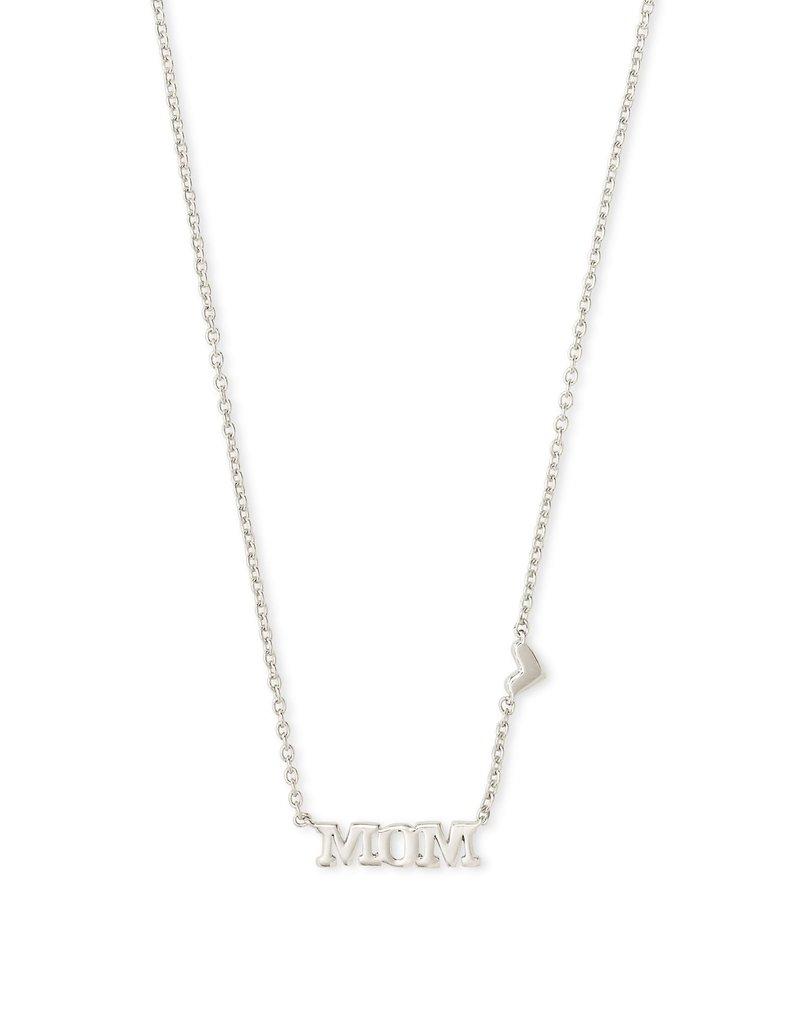KENDRA SCOTT Mom Pendant Necklace