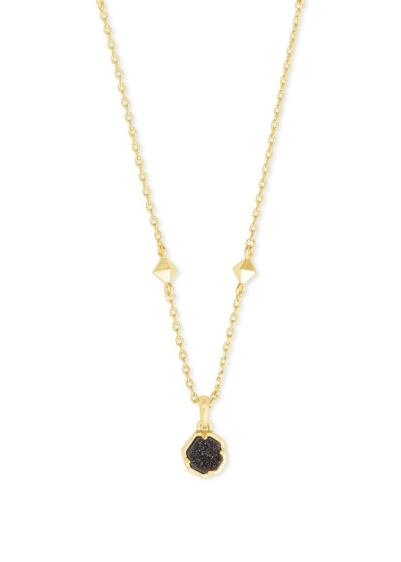 KENDRA SCOTT Nola Gold Short Pendant Necklace