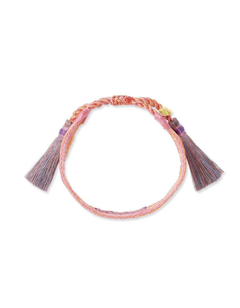 KENDRA SCOTT Mom Woven Friendship Bracelet