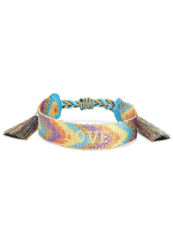 KENDRA SCOTT Love Woven Friendship Bracelet