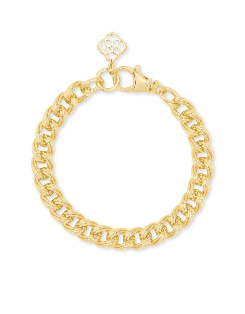 KENDRA SCOTT Vincent Metal Chain Bracelet