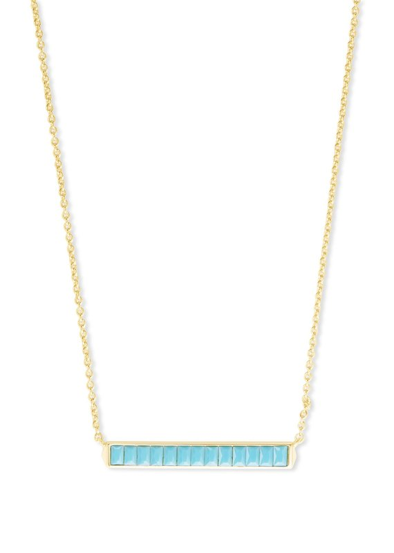 KENDRA SCOTT Jack Short Pendant Necklace
