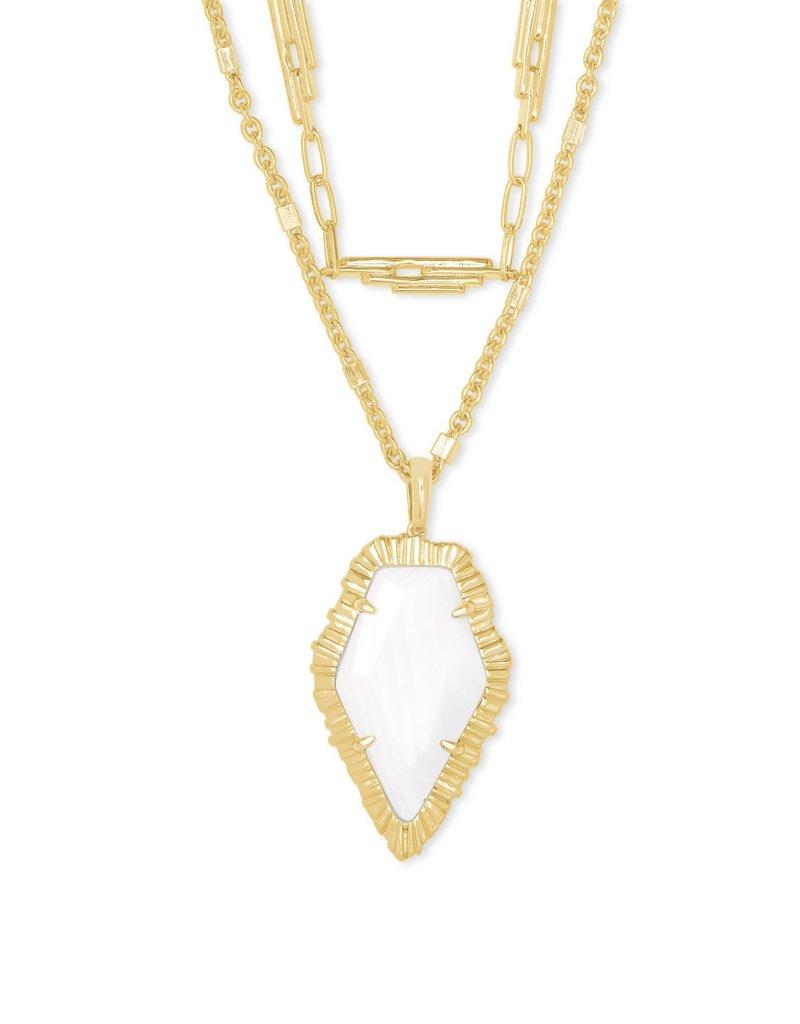 KENDRA SCOTT Tessa Multi-Strand Necklace