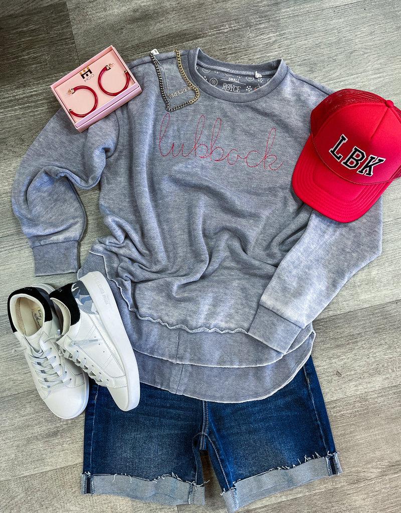 ROYCE Vintage Lubbock Sweatshirt