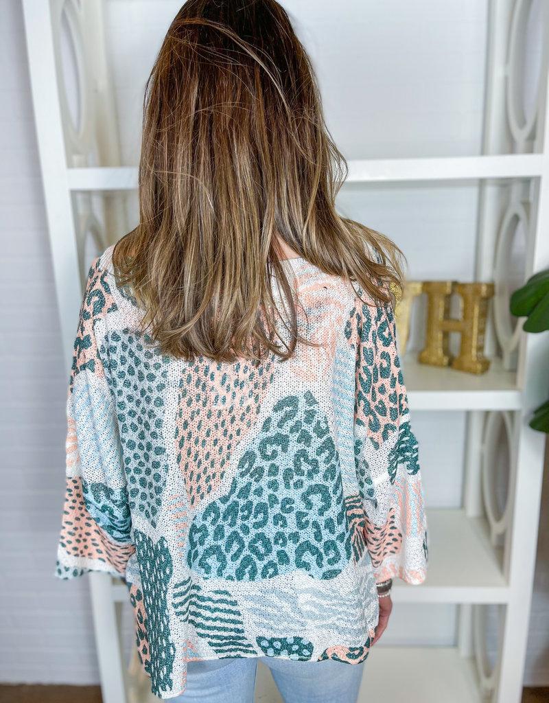 POL CLOTHING Adele Summer Sweater