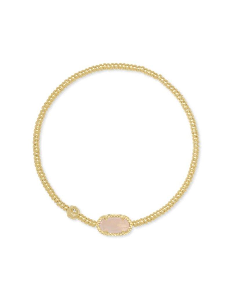 KENDRA SCOTT Grayson Gold Stretch Bracelet