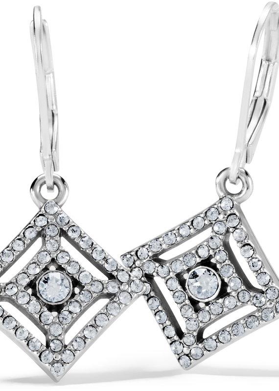 Illumina Diamond Leverback Earring