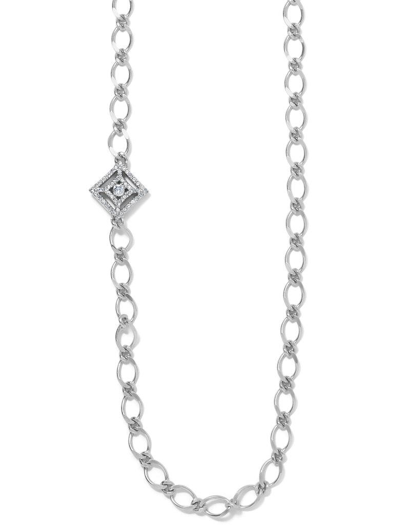 Illumina Diamond Collar Necklace