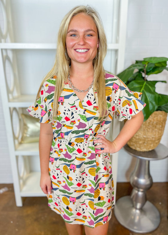THML Africa Dress