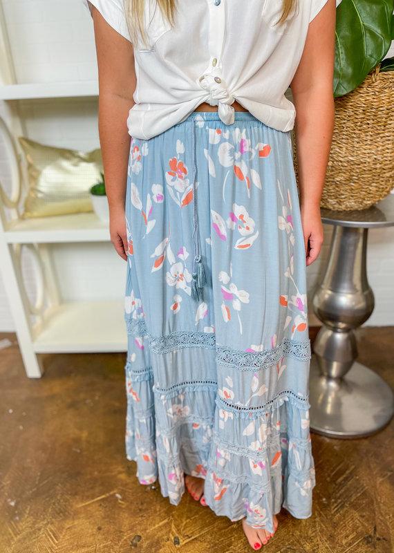 KARLIE Field of Love Skirt