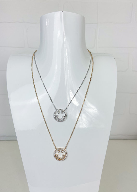 ANA ACCESSORIES All Smiles Necklace