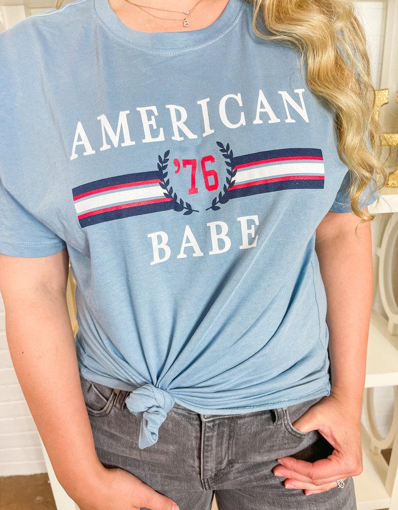 JADELYNN BROOK American Babe Tee