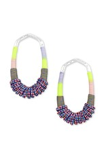 KENDRA SCOTT Masie Open Frame Earrings