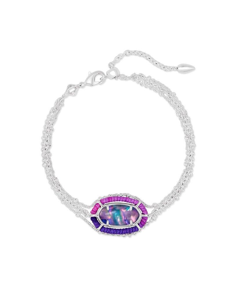 KENDRA SCOTT Threaded Elaina Multi Strand Bracelet