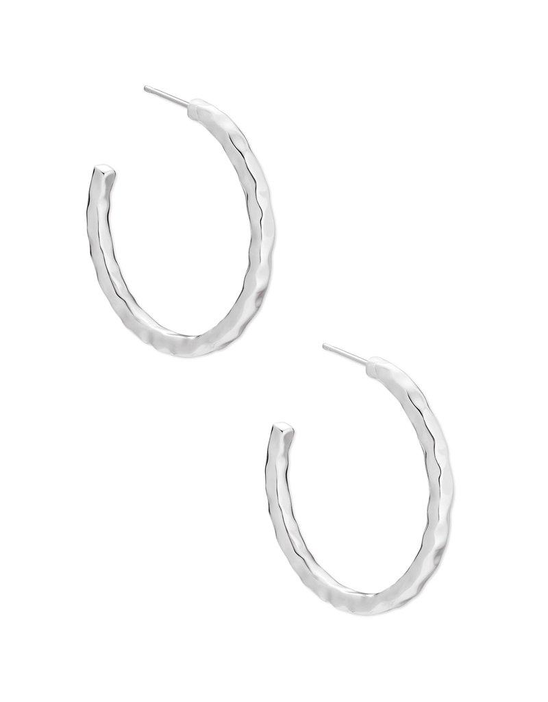 KENDRA SCOTT Zorte Small Hoop Earring