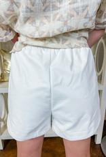 MITTO SHOP Leatherette Shorts