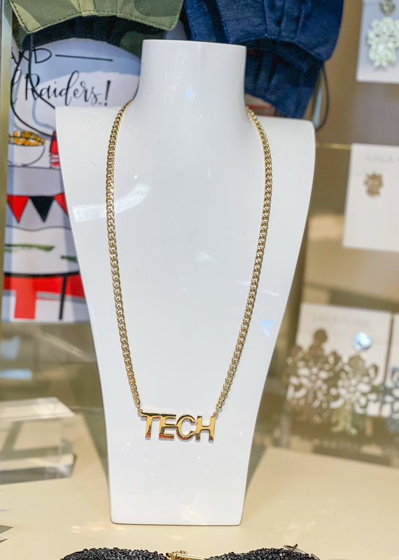 HOO Tech Bold Necklace