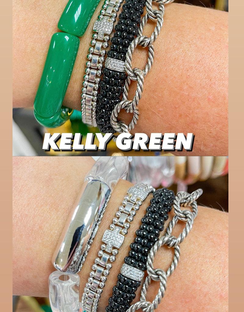 MOD MISS Resin Bangle Bracelet