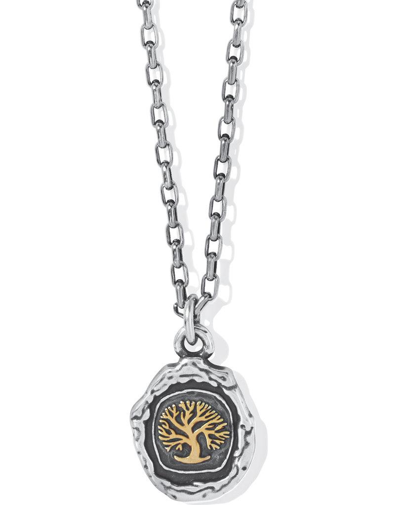 Ferrara Virtue Oak Tree Necklace