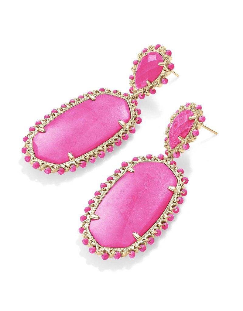 KENDRA SCOTT Parsons Statement Earrings