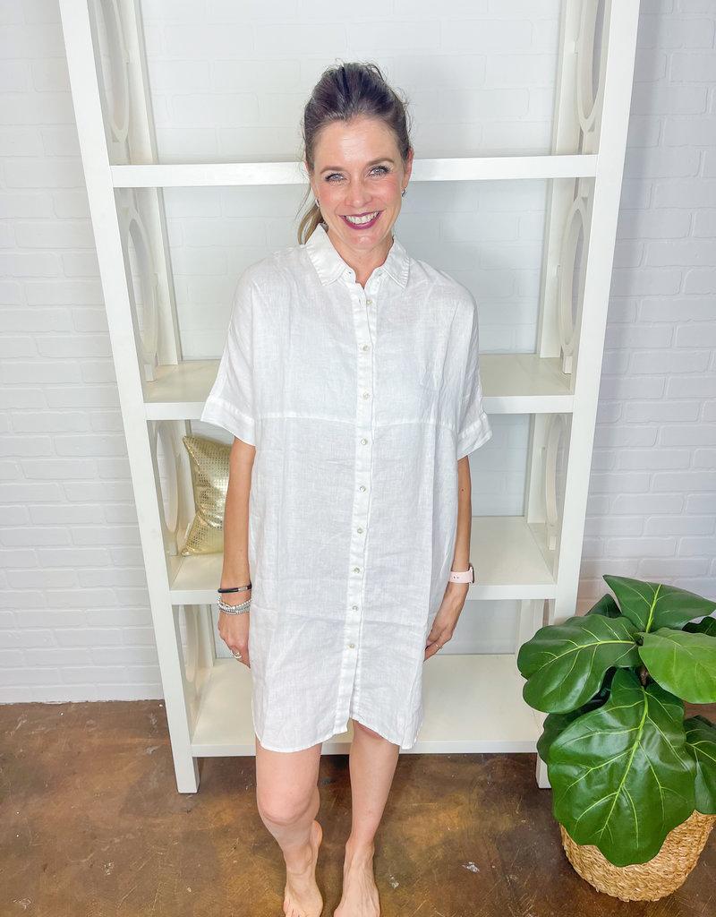 IANTROPY Alba Shirt Dress