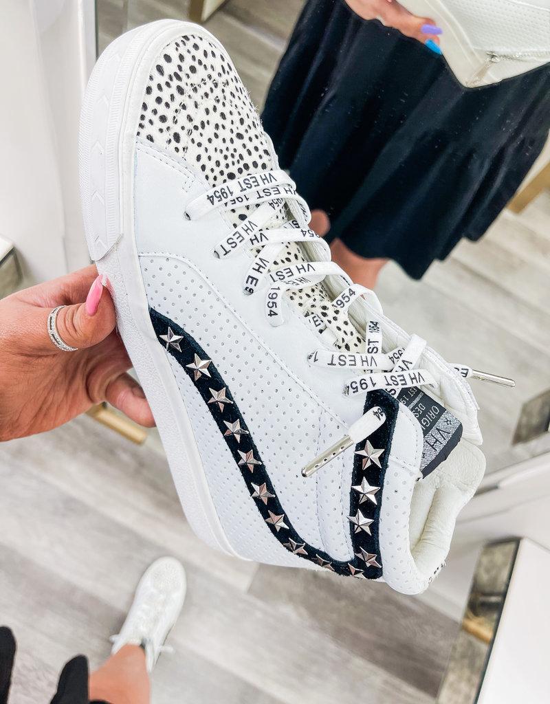 VINTAGE HAVANA Forever High Sneakers