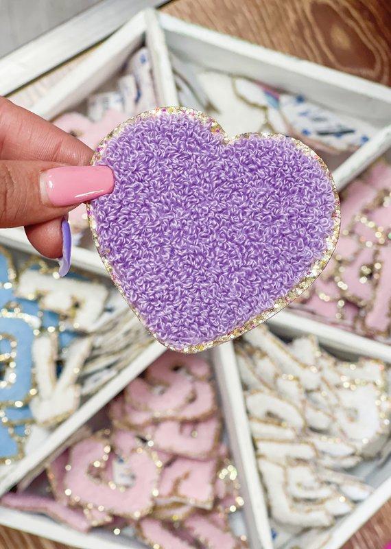 BAUBLE BASH Bauble Bash Heart Patch