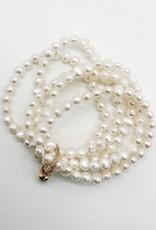 CATHERINE CANINO JEWELRY Freshwater Sally Stretch Bracelet Set