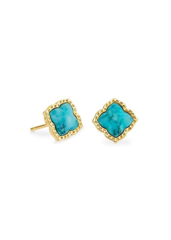 KENDRA SCOTT Mallory Stud Earrings