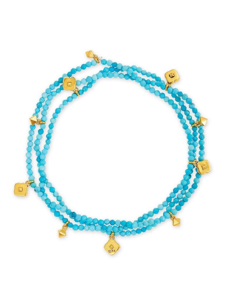 KENDRA SCOTT Britt Convertible Stretch Necklace