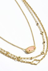 KENDRA SCOTT Abbie Multi-Strand Necklace