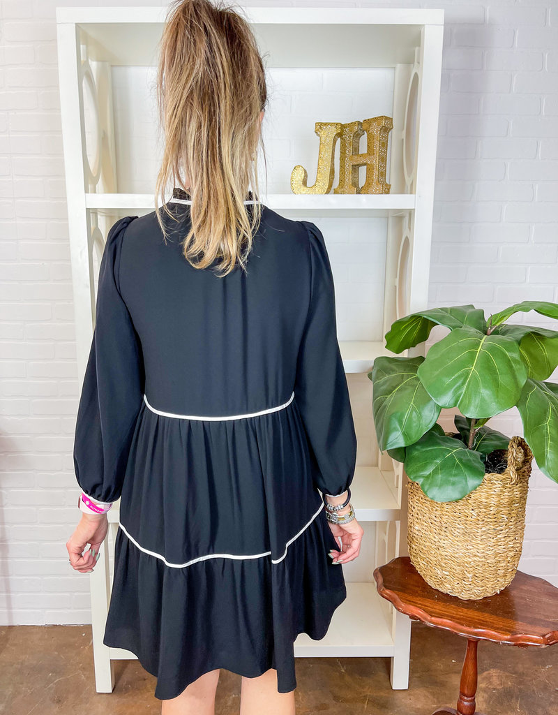 JOY JOY Baby's Babydoll Dress
