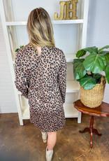JADE Got Leopard? Pocket Dress