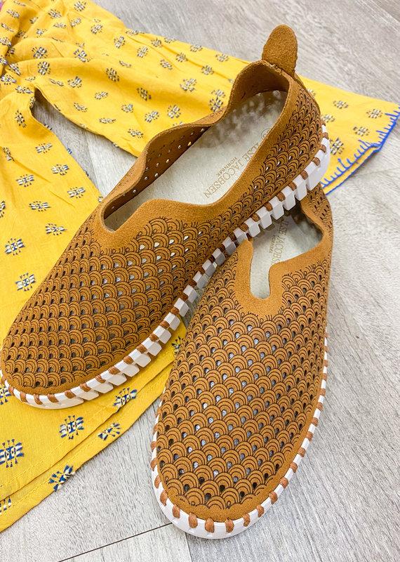 Ilse Jacobsen Tulip Cashew Sneakers