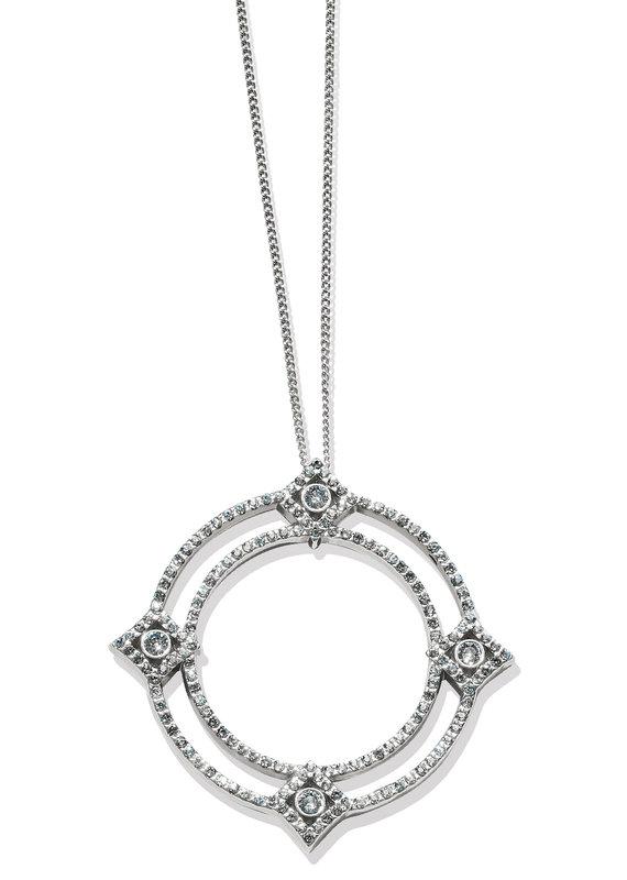 Illumina Diamond Ring Necklace