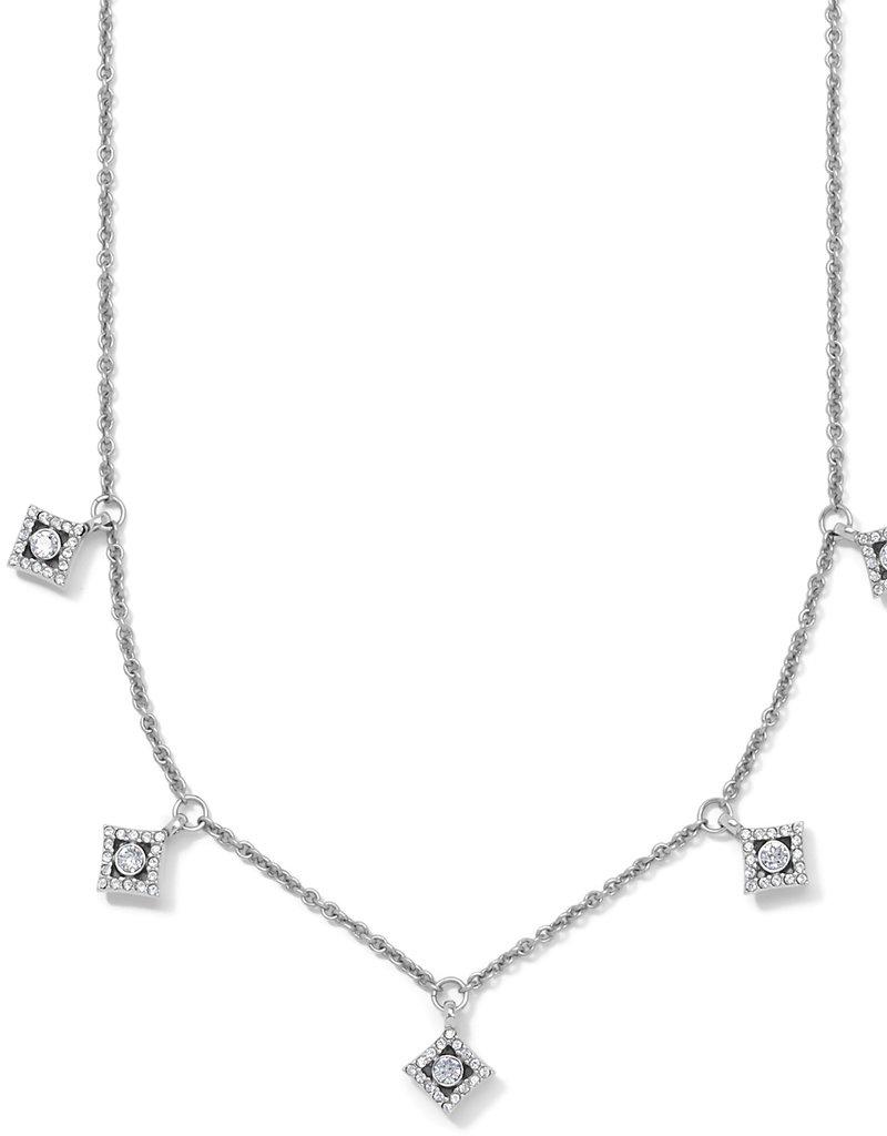 Illumina Diamond Drops Necklace