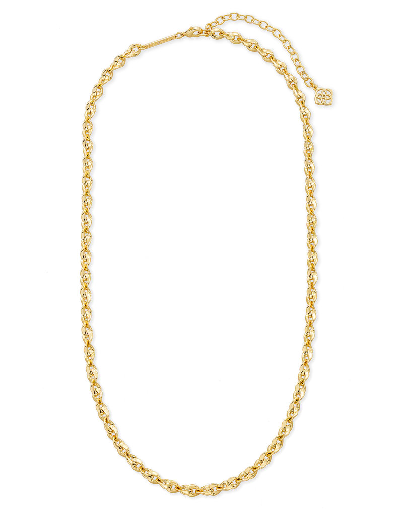 KENDRA SCOTT Carver Chain Necklace