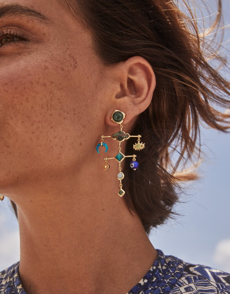 KENDRA SCOTT Gemma Statement Earrings