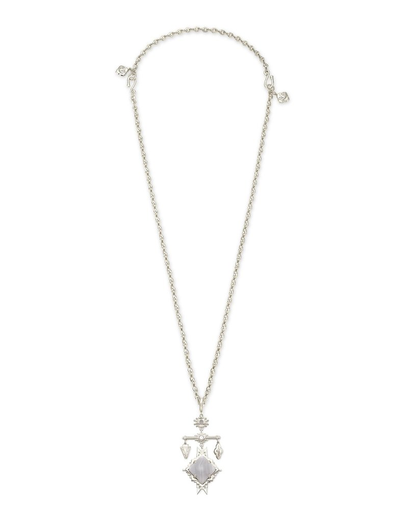KENDRA SCOTT Cass Large Pendant Necklace