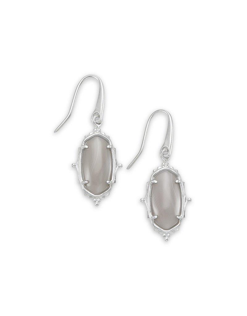 KENDRA SCOTT Baroque Lee Drop Earrings
