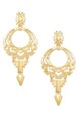 KENDRA SCOTT Shiva Statement Earrings