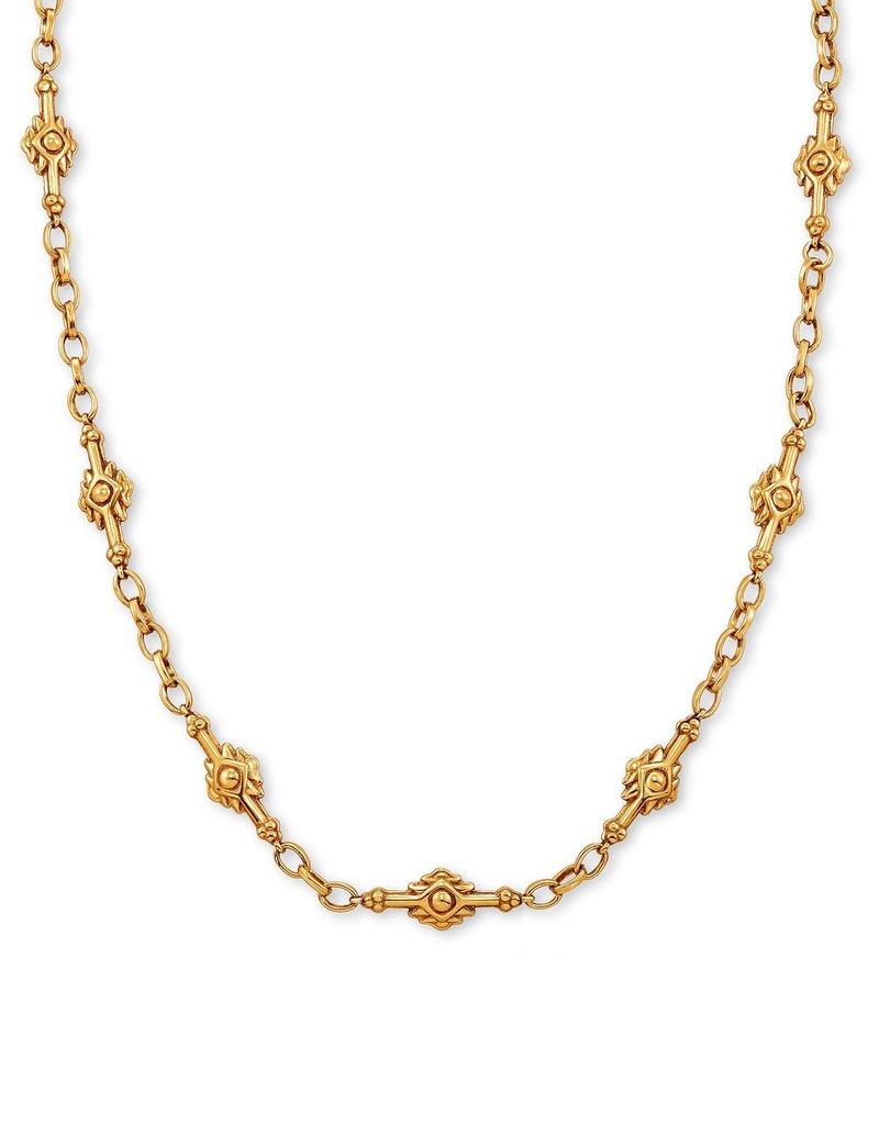 KENDRA SCOTT Shiva Strand Necklace