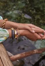 KENDRA SCOTT Shiva Stretch Bracelet