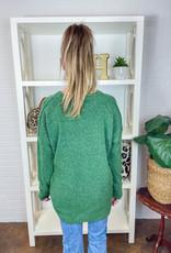 STACCATO Elyn Raw Seam Crew Neck Sweater