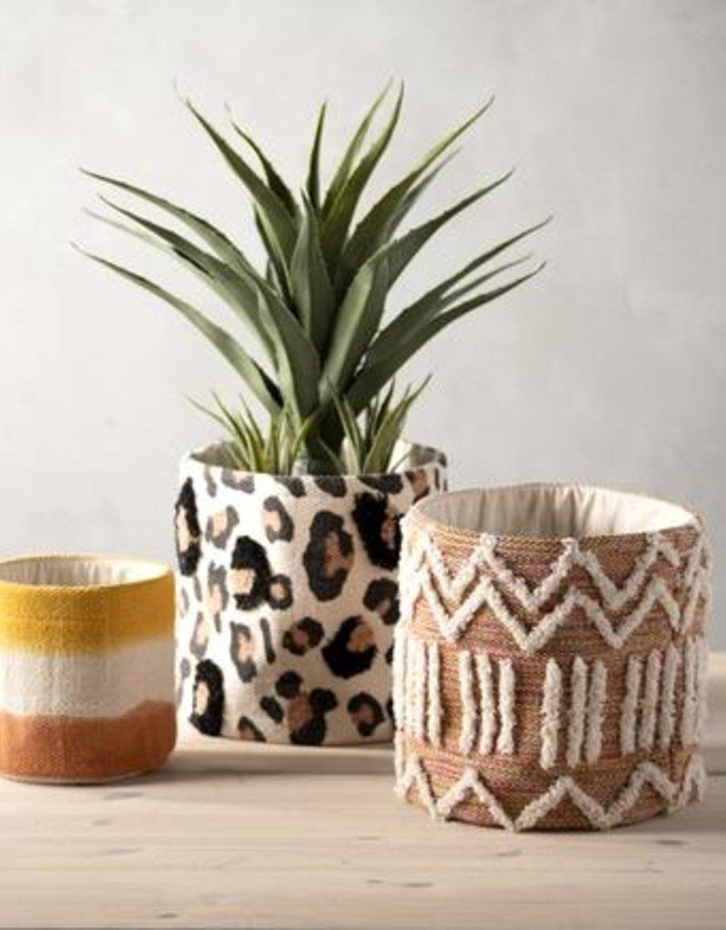 SHIRALEAH Haven Animal Print Basket